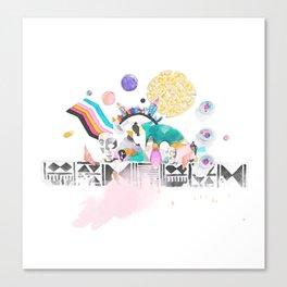 Utopiaverse Canvas Print