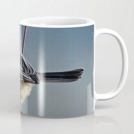 Winter Chickadee II Coffee Mug
