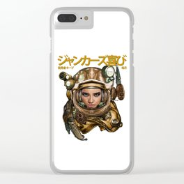 Junker's Delight - Japanese Edition Clear iPhone Case
