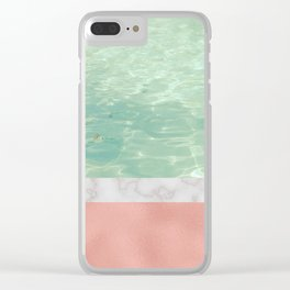 Dip II Clear iPhone Case