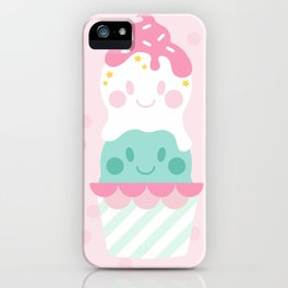Ice Cream - Marley & Elijah iPhone Case