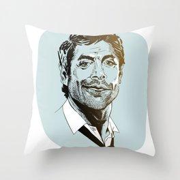 JB Throw Pillow