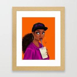 lemonade Framed Art Print