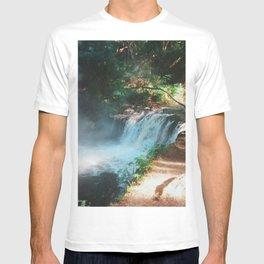 Kerosene Creek, Rotorua, New Zealand T-shirt