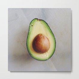 Avocado Love (3)  Metal Print