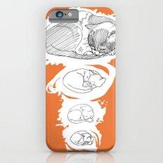 Cat Sleep  iPhone 6s Slim Case