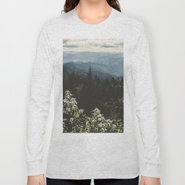 Smoky Mountains - Nature Photography Long Sleeve T-shirt