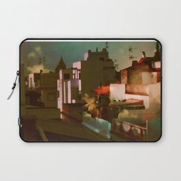 Summer in the cit Laptop Sleeve