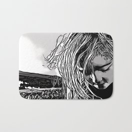 Her little moments Bath Mat