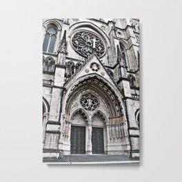 Cathedral Saint John Metal Print