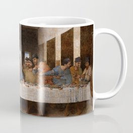 THE CONNER SUPPER [FEDORA EDITION] Coffee Mug