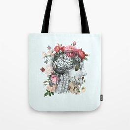 Beautiful Brain Tote Bag