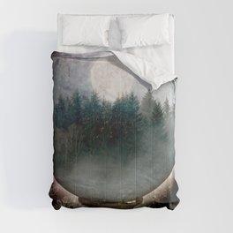 LITTLE WORLDS Comforters