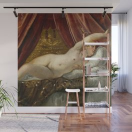 """Tintoretto (Jacopo Robusti) """"Joseph and Potiphar's Wife"""" Wall Mural"""