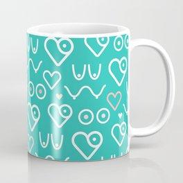 Pumpspotting Pattern Coffee Mug