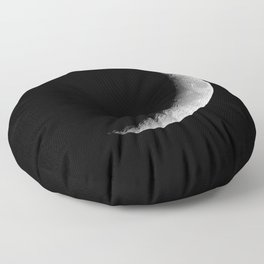 Crescent Moon Floor Pillow