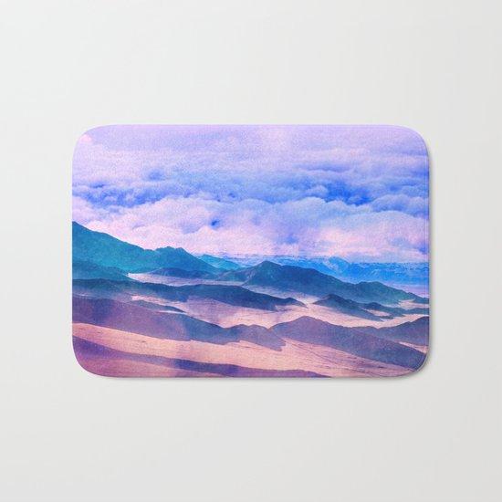 Blue Mountains Land Bath Mat