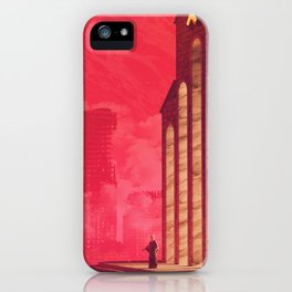 Neon Cult iPhone Case