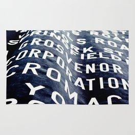 Banner  Rug