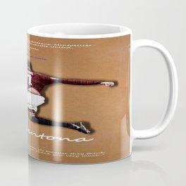 Eric Cantona 50 Coffee Mug