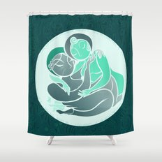 planetshine Shower Curtain