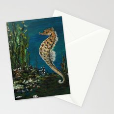 The Spectacular Seahorse Stationery Cards