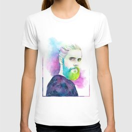 Monolith | Colourful Jared Leto T-shirt