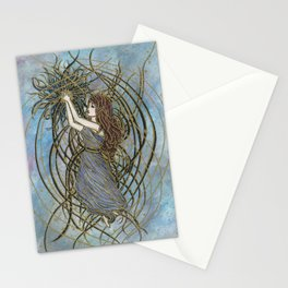 Dark Nebula Stationery Cards