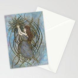 Dark Nebula Stationery Cards