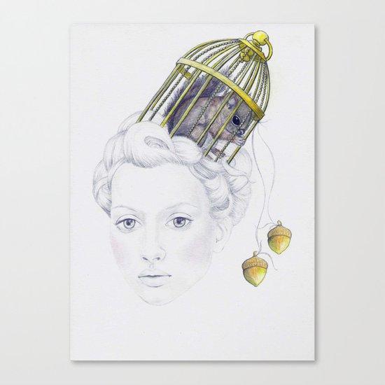 Entrapment Canvas Print