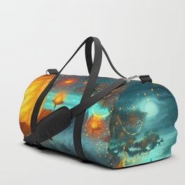 Magical lights Duffle Bag