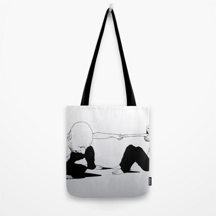 sore loser Tote Bag