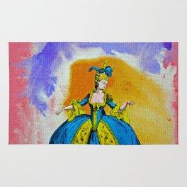 Marie Antoinette by Michael Moffa Rug