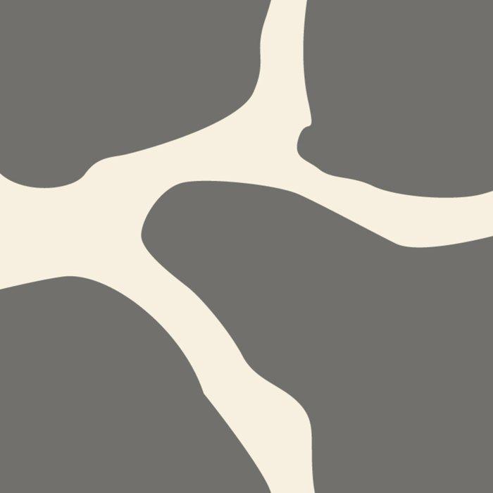 Safari Giraffe Print - Grey & Beige Leggings