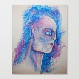 Sky is mine Canvas Print