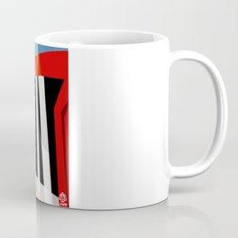 Vector Judge Dredd Coffee Mug