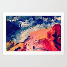 Destination Art Print