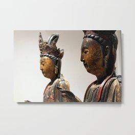 Ancient Far Eastern Art 5 Metal Print