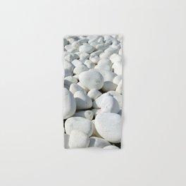 White stones Hand & Bath Towel