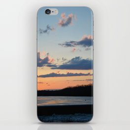 As the Sun Sets iPhone Skin