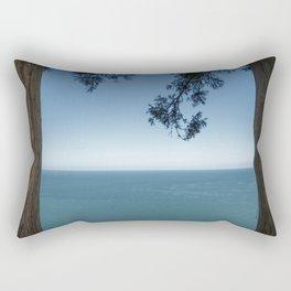 This Week's Horizons Rectangular Pillow