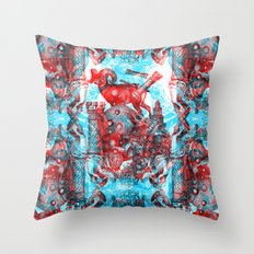 WICCA Throw Pillow
