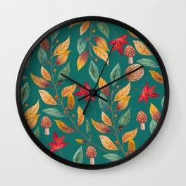 Fall 2018 -5 Wall Clock