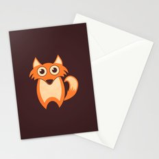 Lil' Fox Stationery Cards