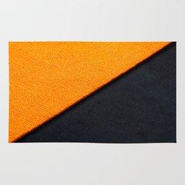 Orange Carpet Rug