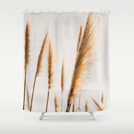 In the Wind Shower Curtain