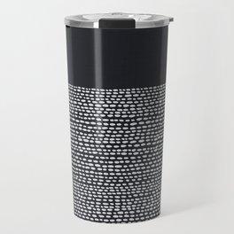 Riverside (Black) Travel Mug
