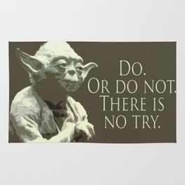 Yoda Rug