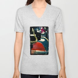 Jazz Quartet Unisex V-Neck