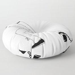 Slavery Floor Pillow